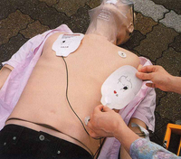 AEDのパット