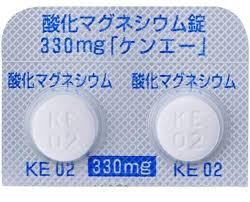 禁忌 酸化 マグネシウム