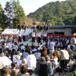 梛八幡神社神事獅子舞