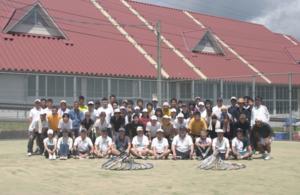 テニス合宿 2010