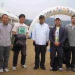 梅と潮の香マラソン大会